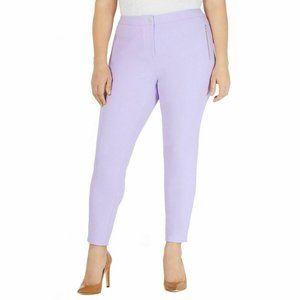CALVIN KLEIN NEW Women's Plus Size Scuba PANTS